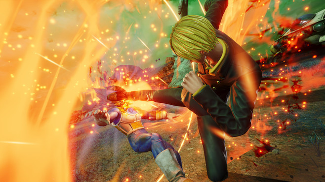 JUMP FORCE - Ultimate Edition Screenshot 2