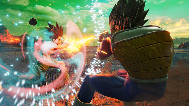 JUMP FORCE - Ultimate Edition Screenshot 5