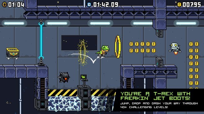 JumpJet Rex Screenshot 6