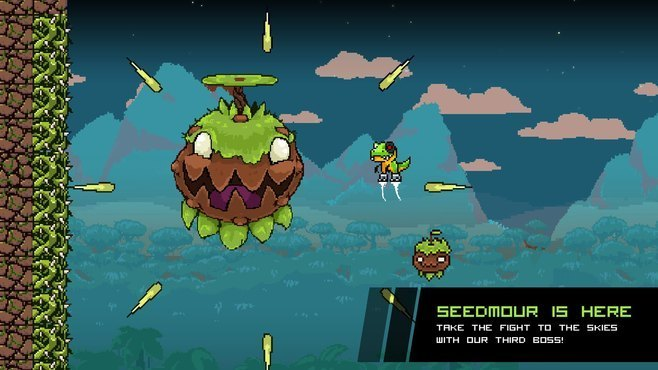JumpJet Rex Screenshot 7