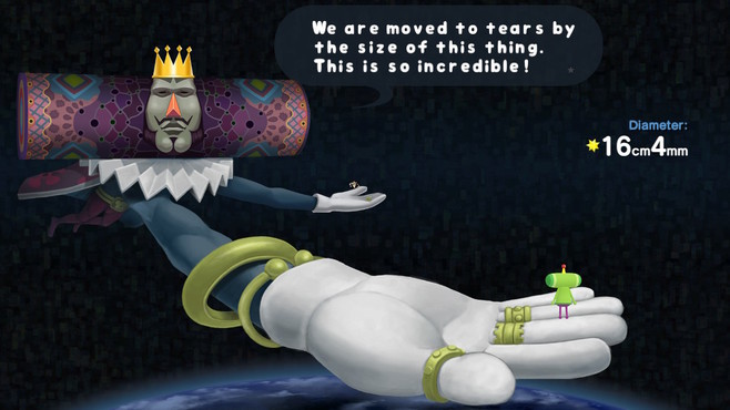 Katamari Damacy REROLL Screenshot 3