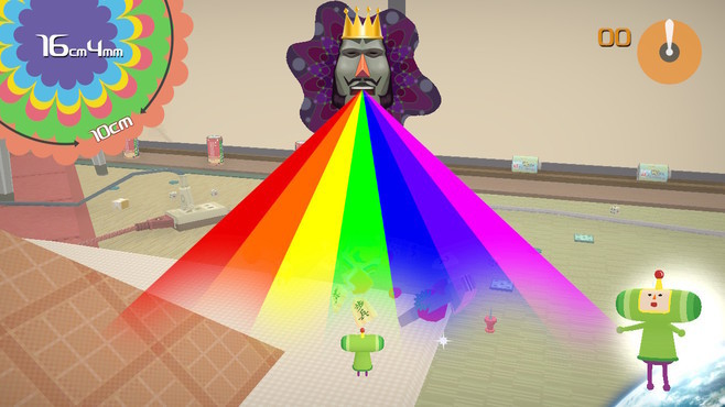 Katamari Damacy REROLL Screenshot 5