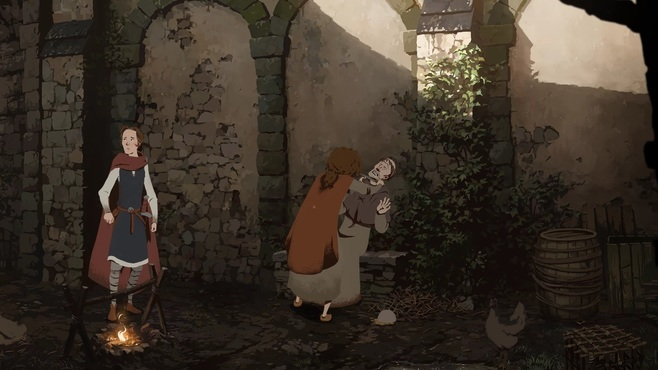 Ken Follett's The Pillars of the Earth Screenshot 7