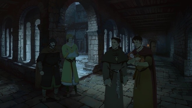 Ken Follett's The Pillars of the Earth Screenshot 10