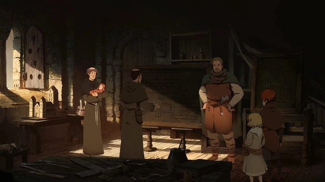 Ken Follett's The Pillars of the Earth Screenshot 19