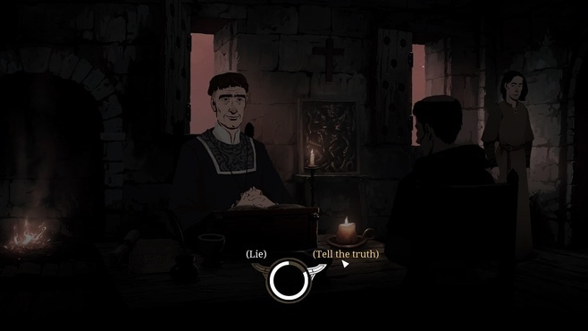 Ken Follett's The Pillars of the Earth Screenshot 20