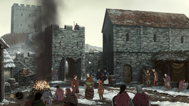 Ken Follett's The Pillars of the Earth Screenshot 22
