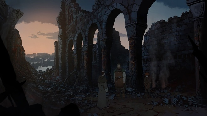 Ken Follett's The Pillars of the Earth Screenshot 23