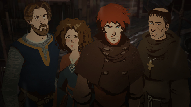 Ken Follett's The Pillars of the Earth Screenshot 24