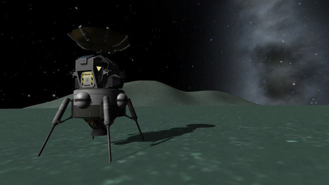 Kerbal Space Program: Making History Screenshot 7