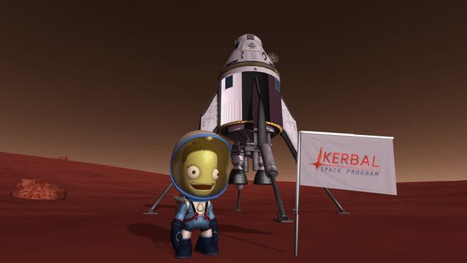 Kerbal Space Program: Making History Screenshot 9