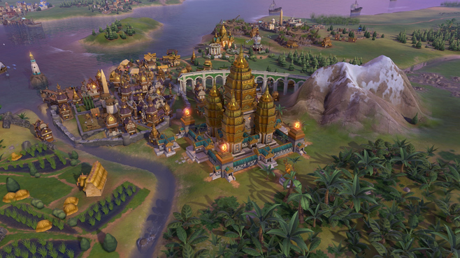 Sid Meier's Civilization® VI - Khmer and Indonesia Civilization & Scenario Pack Screenshot 2