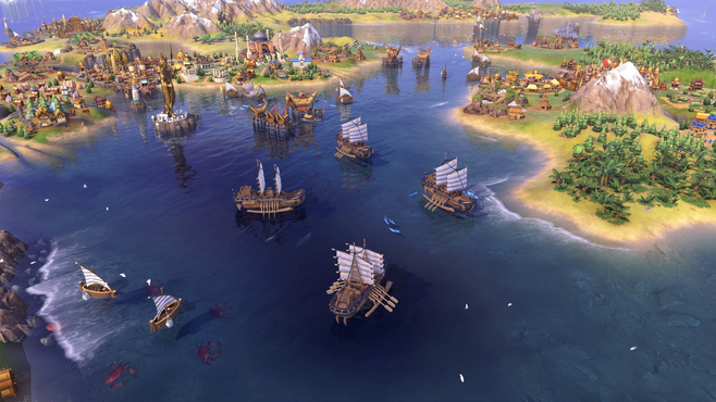 Sid Meier's Civilization® VI - Khmer and Indonesia Civilization & Scenario Pack Screenshot 5