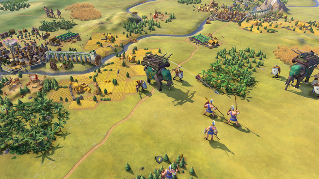 Sid Meier's Civilization® VI - Khmer and Indonesia Civilization & Scenario Pack Screenshot 6