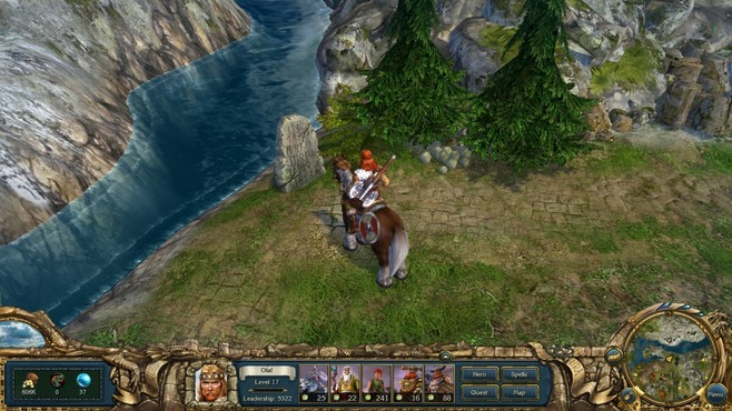 King's Bounty: Warriors of the North Screenshot 1