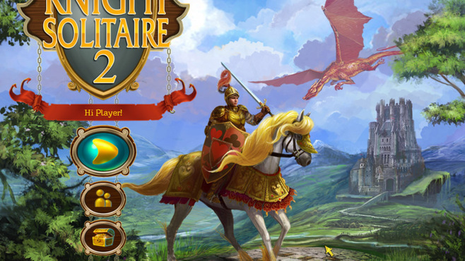 Knight Solitaire 2 Screenshot 1