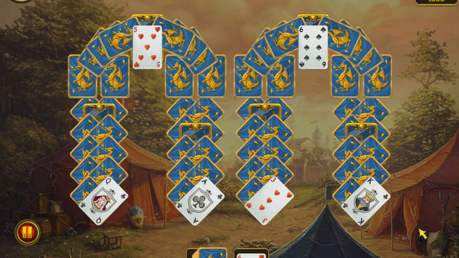 Knight Solitaire 2 Screenshot 5