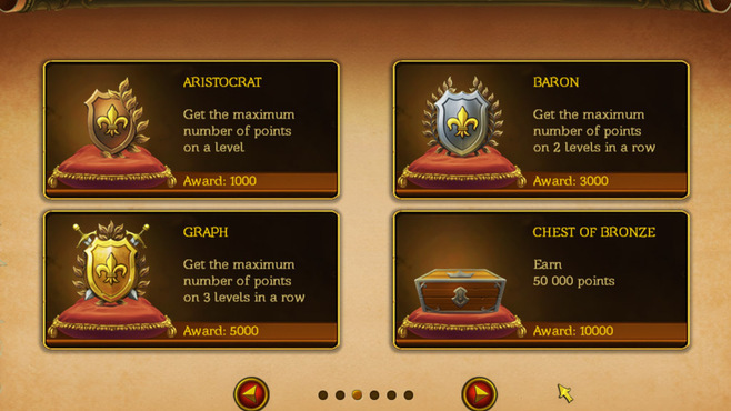 Knight Solitaire 2 Screenshot 7