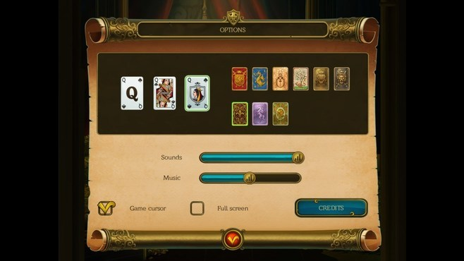 Knight Solitaire 3 Screenshot 5
