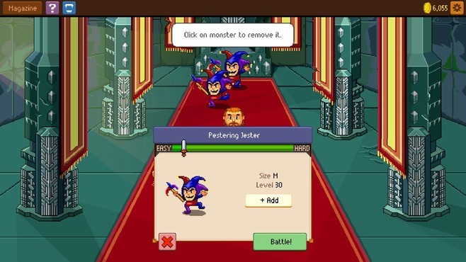 Knights of Pen and Paper 2 - Here Be Dragons Screenshot 1
