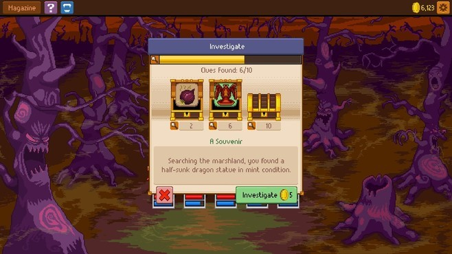 Knights of Pen and Paper 2 - Here Be Dragons Screenshot 4