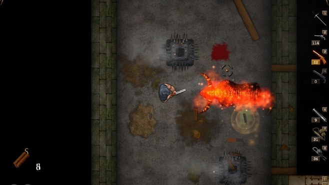 Larva Mortus Screenshot 6
