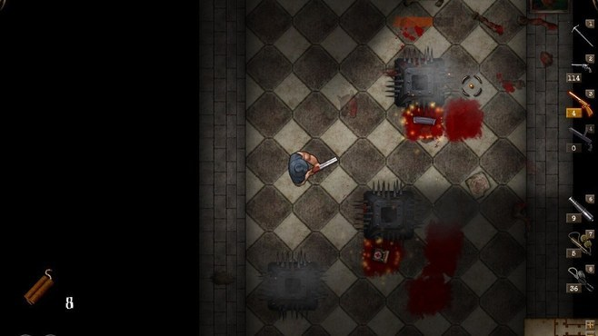 Larva Mortus Screenshot 8