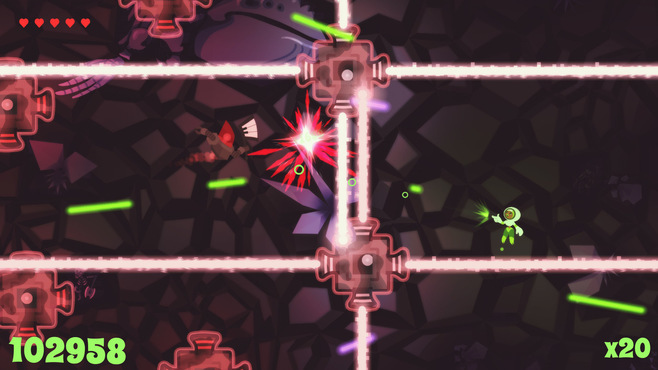 Laser Disco Defenders Screenshot 4