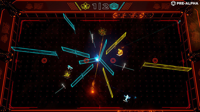 Laser League Screenshot 1