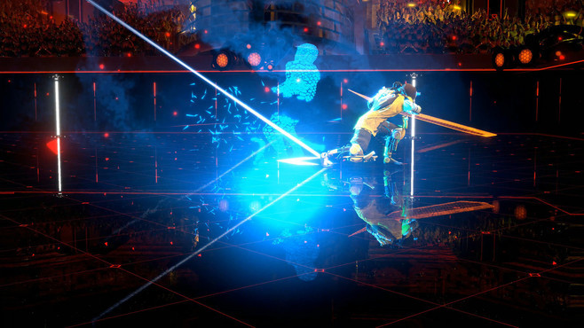 Laser League Screenshot 3