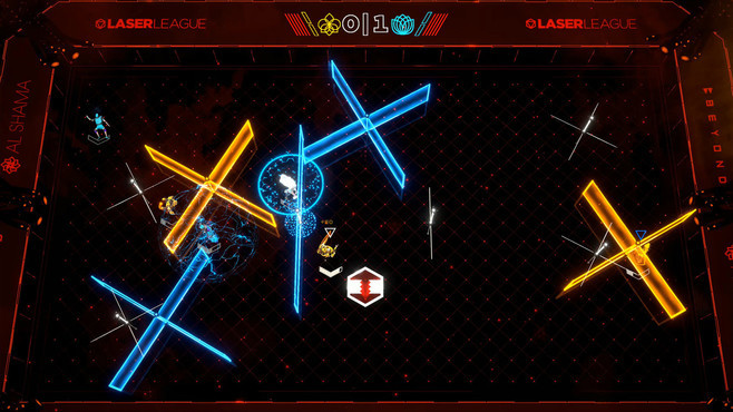 Laser League Screenshot 8