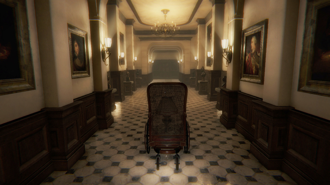 Layers of Fear Screenshot 1