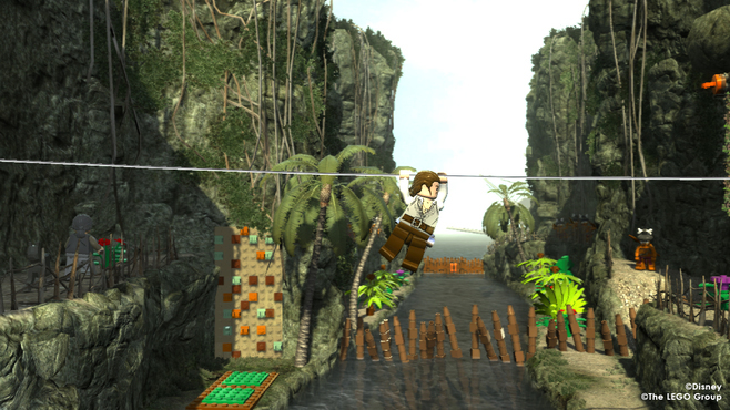 LEGO Pirates of the Caribbean: The Video Game Screenshot 4
