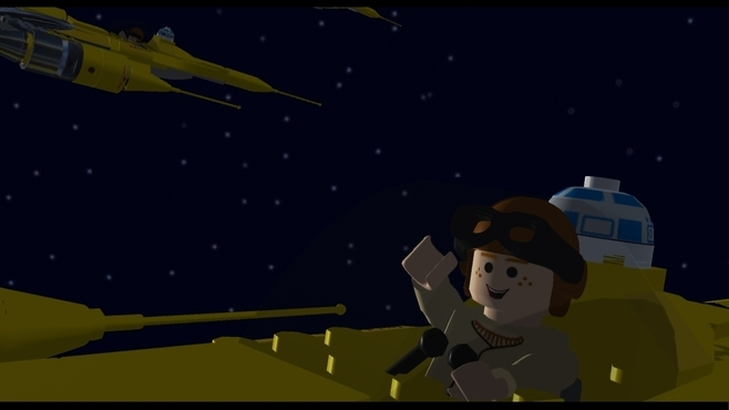 LEGO Star Wars : The Complete Saga Screenshot 1