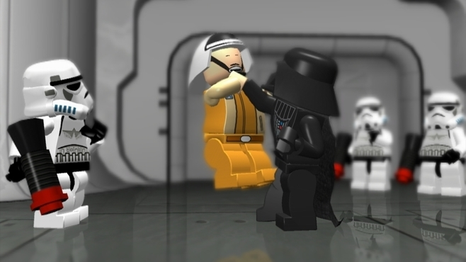 LEGO Star Wars : The Complete Saga Screenshot 3