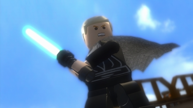 LEGO Star Wars : The Complete Saga Screenshot 4