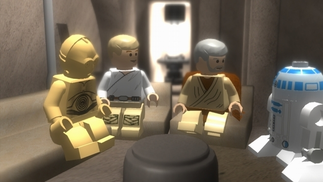 LEGO Star Wars : The Complete Saga Screenshot 6