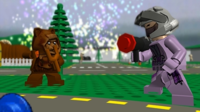 LEGO Star Wars : The Complete Saga Screenshot 8