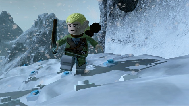 LEGO The Lord of the Rings Screenshot 5