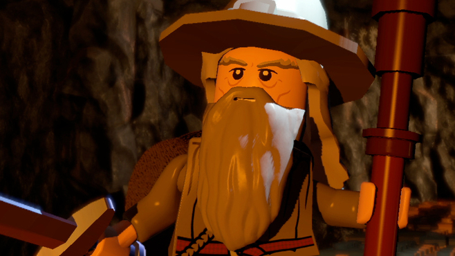 LEGO The Lord of the Rings Screenshot 8