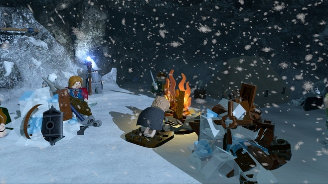 LEGO The Lord of the Rings Screenshot 10