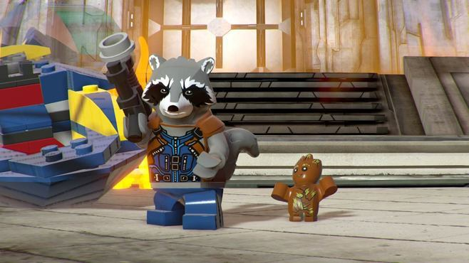 LEGO® Marvel Super Heroes 2 Screenshot 1