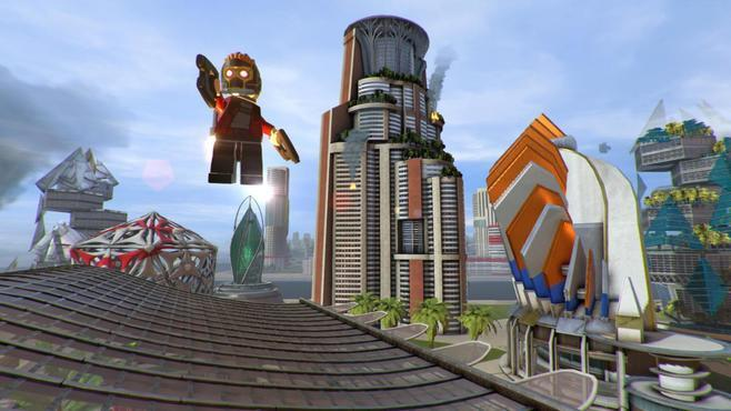LEGO® Marvel Super Heroes 2 - Deluxe Edition Screenshot 2