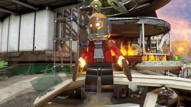 LEGO® Marvel Super Heroes 2 - Deluxe Edition Screenshot 3