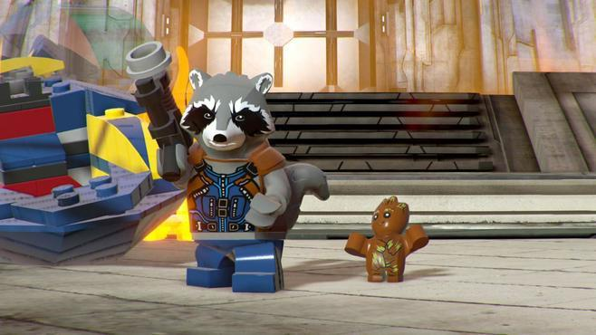 LEGO® Marvel Super Heroes 2 - Deluxe Edition Screenshot 5