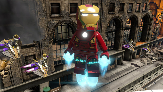 LEGO® MARVEL's Avengers Deluxe Edition Screenshot 1