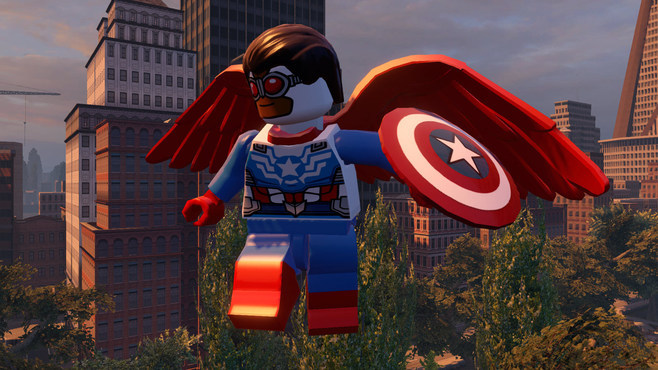 LEGO® MARVEL's Avengers Deluxe Edition Screenshot 2