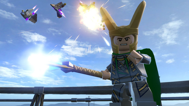 LEGO® MARVEL's Avengers Deluxe Edition Screenshot 3