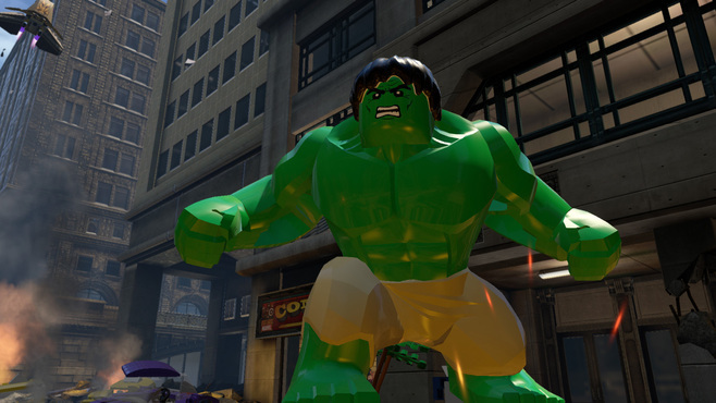 LEGO® MARVEL's Avengers Deluxe Edition Screenshot 4