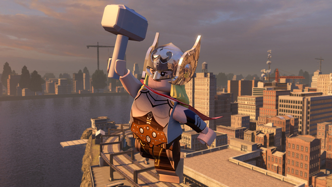 LEGO® MARVEL's Avengers Deluxe Edition Screenshot 5